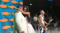 İşte Rus milyonerin görkemli düğünü 'Karısıyla evlendi'