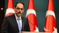 Cumhurbaşkanlığı Sözcüsü Kalın: 'Donanma Komutanı istifa etti,  işleme konuldu'