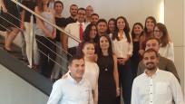 Yeni 'Genç Yetenek Kampüsler' Aksigorta'ya katıldı
