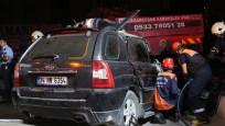 Ataşehir'de sabaha karşı feci kaza: 2 ölü