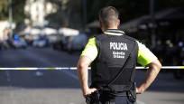 Katalan polisinden Türklere teşekkür