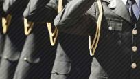 Muvazzaf askerlere operasyon