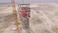 İşte İstanbul Yeni Havalimanı'nın ödüllü kulesi