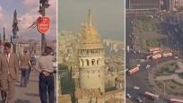 İşte 50 yıl önceki İstanbul