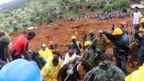 Sierra Leone'da ölü sayısı 500'ü geçti