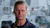 ABD Pasifik Filosu Komutanı Oramiral Scott Swift görevden alındı