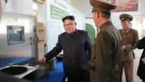 Kuzey Kore lideri yeni füzeleri inceledi