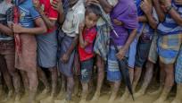 Myanmar'ın Bangladeş sınırına mayın döşediği tespit edildi