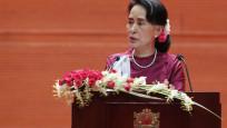 Ang San Su Çi'den Nobel'lik yalanlar