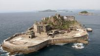 Japonya'nın ilginç hayalet şehri: Hashima