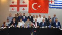 MÜSİAD Batum'da bayrak değişimi
