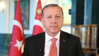 Erdoğan'dan Roş Aşana tebriği