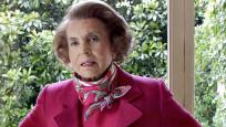 Dünyanın en zengin kadını hayatını kaybetti