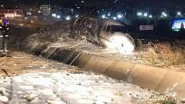 Atatürk Havalimanı'nda kaza! Hava trafiğine kapatıldı