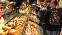 Simit Sarayı Hollanda'daki 11'inci mağazasını açtı