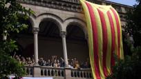 Barcelona'da öğrenciler üniversiteyi işgal etti