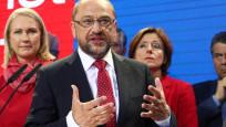 Schulz: Seçimi kaybettik, koalisyona girmeyeceğiz