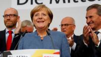 Merkel: Stratejik hedeflere ulaştık