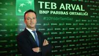 TEB Arval 10. yılını kutladı