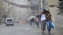 Meteoroloji'den 2 il için kuvvetli yağış uyarısı