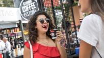 İstanbul Coffee Festival'inde  40 bin rekoru