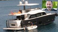 Cem Yılmaz'ın 9 milyonluk teknesi