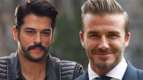 Burak Özçivit ile David Beckham aynı reklam filmde oynayacak