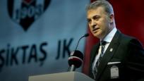 Fikret Orman: Çinliler Beşiktaş'ı...