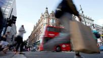 İngiltere'de enflasyon 6 ayda ilk kez geriledi