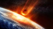 Meteor yaklaştı büyük panik yaşandı