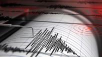 O kentte gece yarısı korkutan deprem