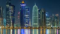 Türk şirketleri Katar'a çıkarma yaptı
