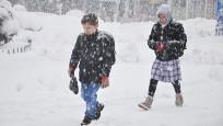 O illerde karne günü kar tatili
