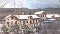 Boğaz'daki paşa çiftliği vekillere sosyal tesis oluyor