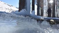Doğu Anadolu buz tuttu