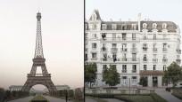 Sahte Paris hayalet şehre döndü!