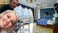 Ali Ağaoğlu muhteşem evini 39 yaş küçük sevgilisine tahsis etti