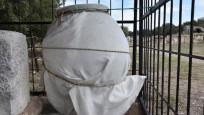 Çanakkale'de 1500 yıllık küp bulundu! İşte içinden çıkanlar…