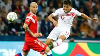 Rusya: 2 - Türkiye: 0