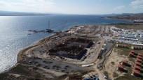 Çanakkale Köprüsü'nün inşaatı son sürat devam ediyor