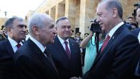 Erdoğan Bahçeli ile bugün görüşecek