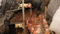 Türkiye'nin yeni lezzeti! Mağarada 5 ay bekletiliyor