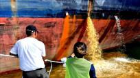 Doğu Akdeniz'i kirleten gemilere ceza