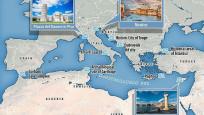 Risk haritası yayınlandı! Listede Türkiye'den 2 yer var