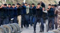 Polis ve bekçiler zorlu eğitimden geçti