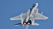 ABD uçakları YPG'yi bombaladı