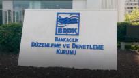 BDDK'dan önemli değişiklik