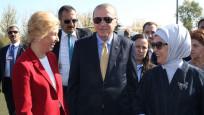 Erdoğan Gagavuzya halkıyla buluştu