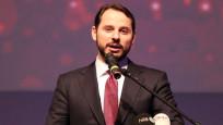 Albayrak: Makro ekonomide Türkiye dünyanın en iyi performasını gösteriyor