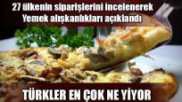Türkler en çok ne yiyor